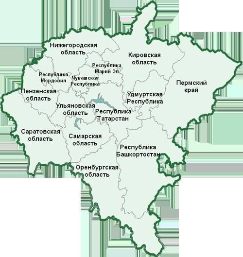 какие санатории есть в татарстане самарской области башкортостане ульяновской об